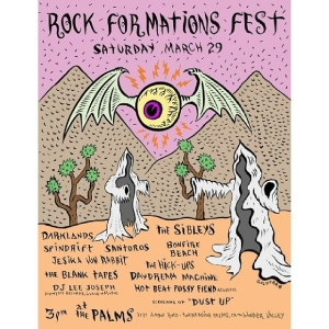 Introducing Rock Formations Festival!