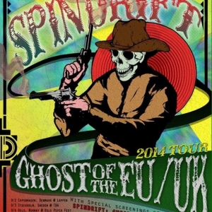 EUROPE! We will be IN you Sep 2 - Oct 4. Check tour dates on spindriftwest.com