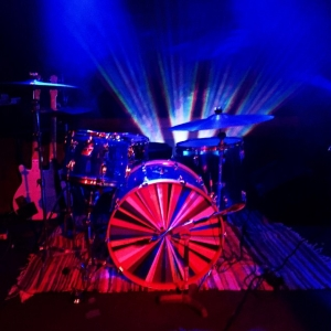 The drums of Dan Allaire. See it/ believe it. LIVE @spindriftwest tonight in Mammoth Lakes @Rafters