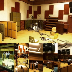 Booked a session at a special studio for mid Sept. Was once home to Beach Boys. Can't wait!