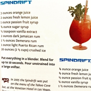 @spindriftwest We prefer the #tikidrinks Thx to Marcos for serving it up! Tmrw Laguna @thewaxball #sandpiperlounge