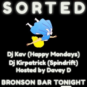 This is happenin like now #hollywood @bronson_bar DJKEV @spindriftwest @happymondaysofficial