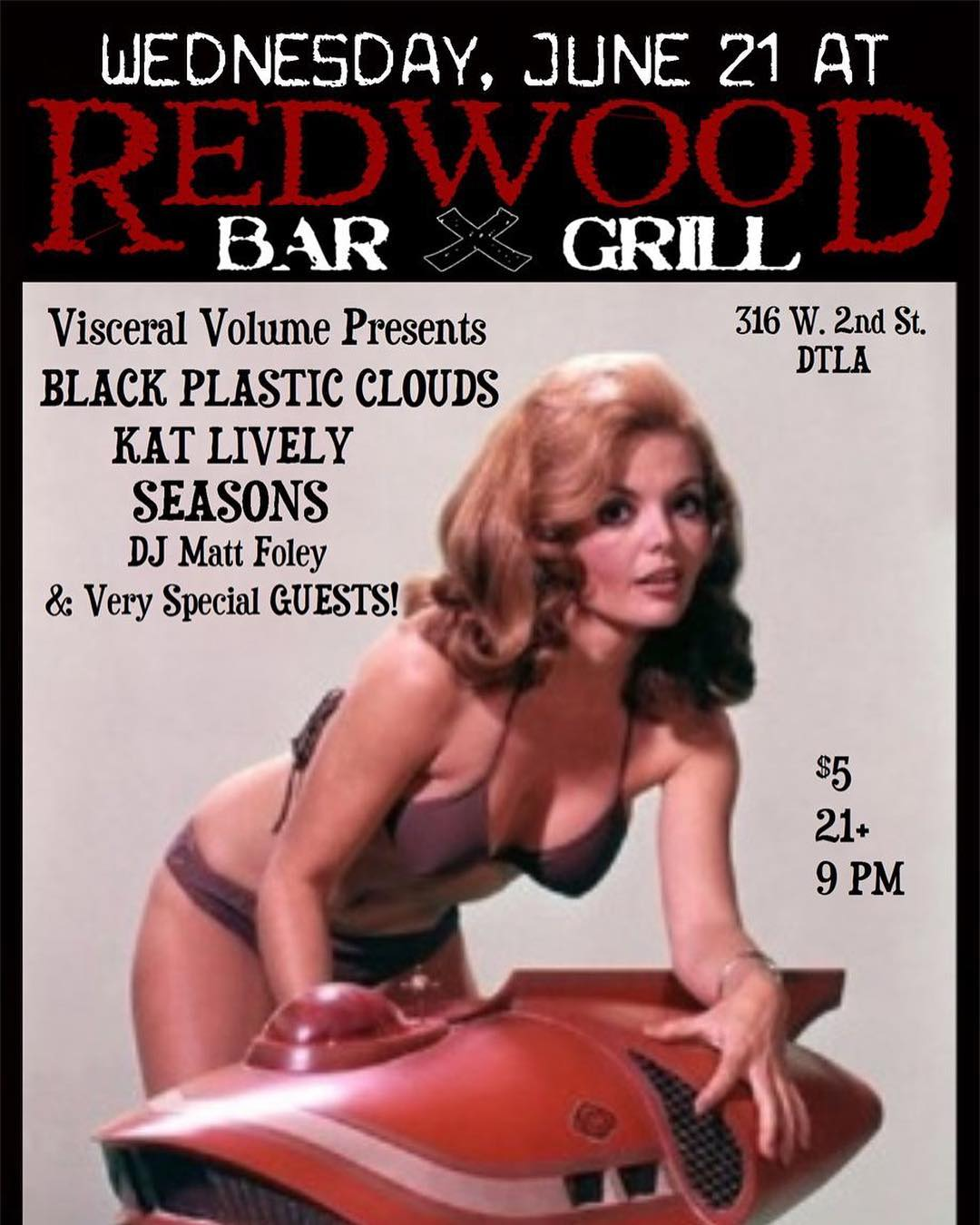 There are some Special Guests @theredwoodbar tonight 11pm-ish only $5 we hear they play @greatamericanmusichall tomorrow.