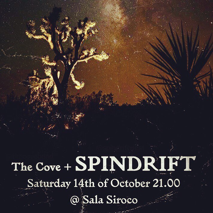 MADRID TNGHT! @sirocosala @octopussiesprod with The Cove