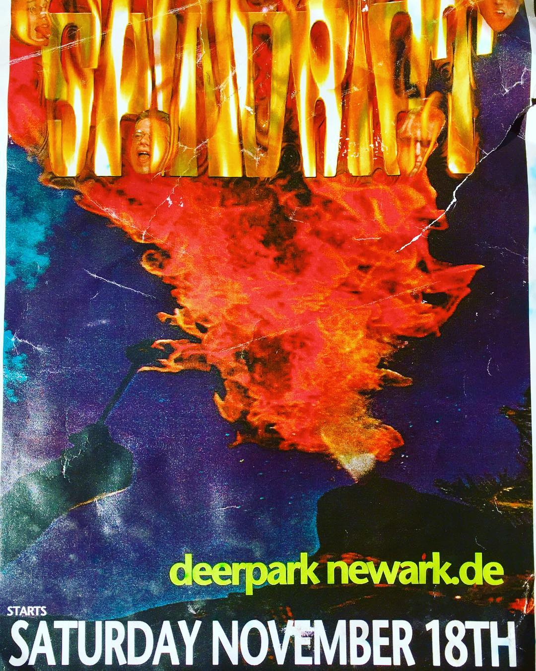"From our #deerparktavern DE daze! NEW/OLD"" ALBUM FEB '18: #spindrift ""91-95"". This stuff is far out for your headspace only swimming in psych sound heavy shit. First 8 songs we EVER Recorded at #targetstudios #newarkdelaware & mastered by @dennismoodymusic and @ethanallenpresents & includes new tune ""CABIN FEVER"" with the #originallineup #eastcoast #nineties #straightup #analog #shoegaze #experimentalmusic #psychedelic #swimming #forheadphonesonly"