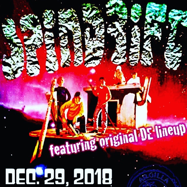 12.29.18 DelaWHWRE? YEP. Annual Holiday Reunion in effect!!Performing all the early stuff right where it all started! @spindriftwest @argillabrewingco #newark #delaware #spindrift #spindrifteast