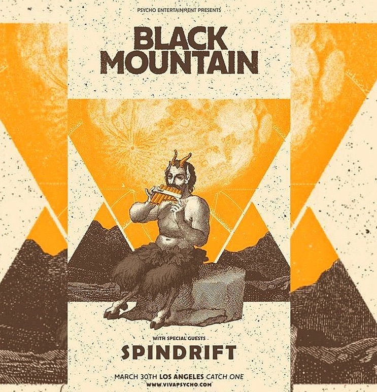 @blackmountainarmy @spindriftwest @catchonela @vivapsycho 03.30.19 LOS ANGELES