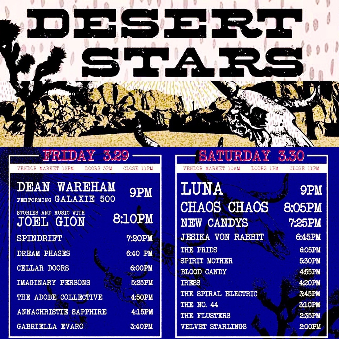 ????????? ???@spindriftwest THIS FRI 7:30PM!!!@desertstarsfestival ???#thewestisthebest #spindrift #joshuatree 0.3.29.19 • ALSO THIS SAT 03.30.19 catch us in LA w/ @blackmountainarmy @catchonela @vivapsycho #whataweekend